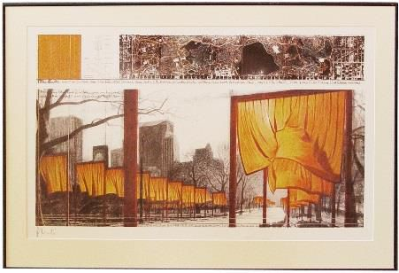 The Gates, Christo